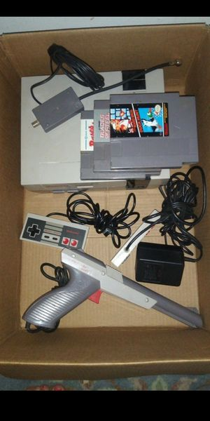 Nintendo and games $80 for Sale in Affton, MO