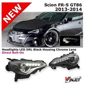 Black Headlights Fr-s Brz gt86 frs for Sale in Doral, FL