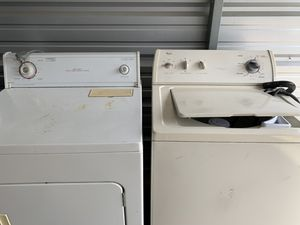 Washer and dryer for Sale in La Vergne, TN
