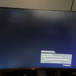 DELL Gaming Monitor for Sale in Oatfield,  OR