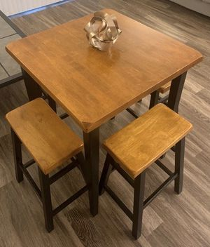 Counter Height Dining Table Set for Sale in Orlando, FL