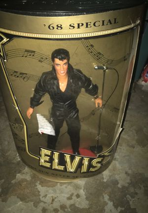 Old school Elvis doll keep sake for Sale in Eau Claire, WI