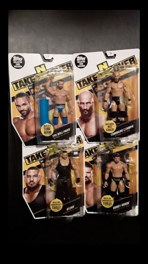Brand new wwe NXT FIGURES for Sale in San Antonio, TX