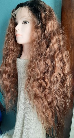 Ombre honey blonde wig for Sale in Los Angeles, CA