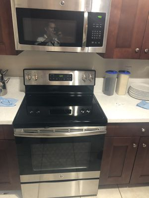 Now Reduced full set stainless appliances for Sale in Margate, FL