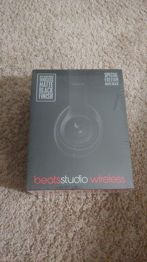 "Beats Studio Wireless Headphones ""Special Edition"" for Sale in Hanover, MD"
