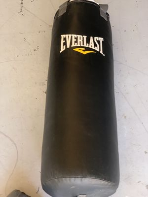 Punching bag for Sale in Windermere, FL