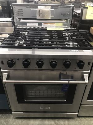 """Thor 30"""" Professional Gas Range for Sale in Ontario, CA"""