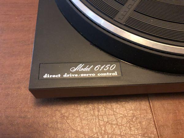 Marantz Model 6150 Direct Drive Turntable