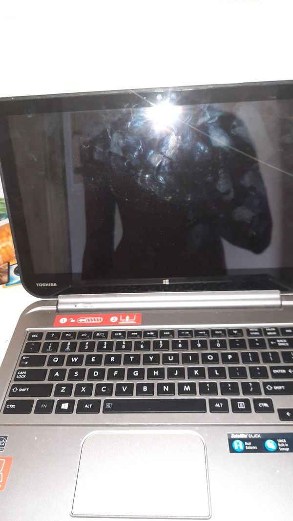 Old Toshiba laptop dose not work 100 obo