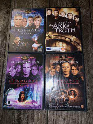 Stargate SG-1 DVD Bundle for Sale in Salt Lake City, UT