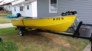 1978 mirrocraft 16ft deep v for Sale in Cuyahoga Falls, OH