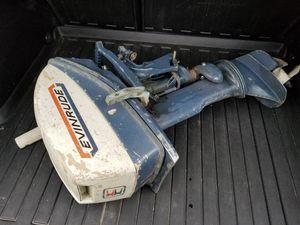 Evinrude boat motor 6 hp for Sale in Richmond, VA