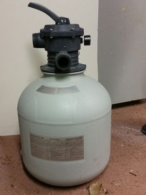 Intex sand pool filter for Sale in Chicago, IL