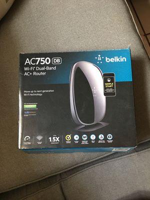 Belkin AC+ Router for Sale in Homestead, FL