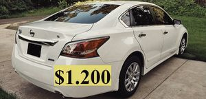 🎁$1.200 I Selling 2013 Nissan Altima,Very Clean!Clean Tittle!Runs and Drives great.Nice Family car!one owner!✍️ for Sale in Montgomery, AL