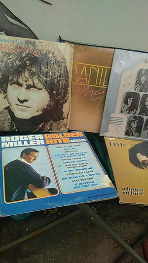 OLD RECORDS. HAVE 50 MORE $5 ea. 2 for $5 buy 12 or more for Sale in Milton, FL