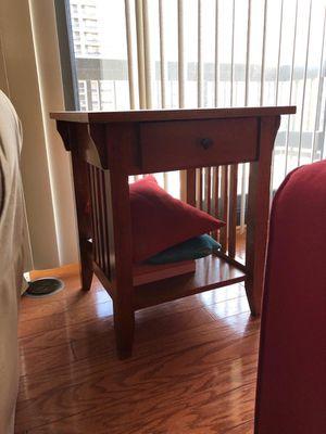 Sofa side table for Sale in Falls Church, VA