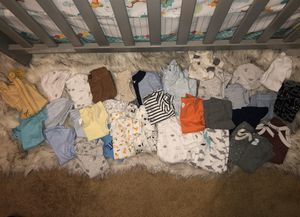 New born baby boy clothes for Sale in North Las Vegas, NV
