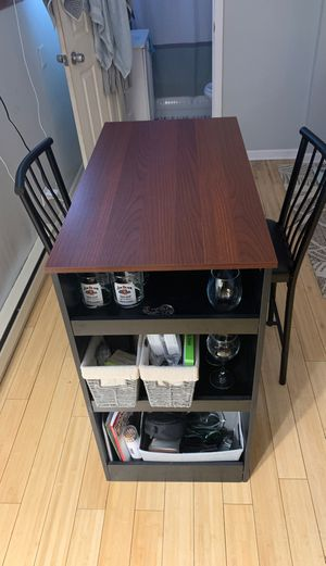 2 barstool table for Sale in Chicago, IL