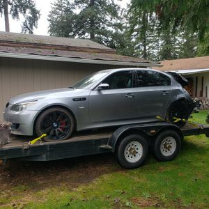 BMW E60 M5 parts car for Sale in Spanaway, WA