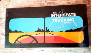 NEW Vintage The Interstate Haul Trucking Game for Sale in Albuquerque, NM