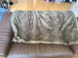 Fur blanket for Sale in Aurora, CO