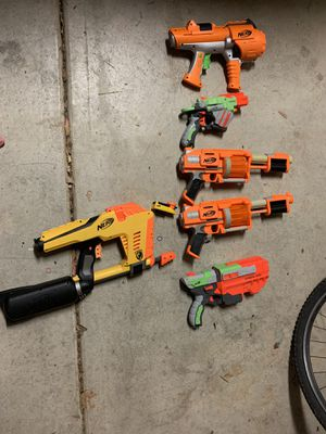 Old nerf guns for Sale in Sacramento, CA