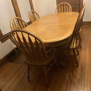 Set de Comedor / Dining Table Set for Sale in Aurora, IL