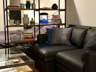 Modular Loveseat w/ Pull-out Sleeper & Storage Sections (IKEA) for Sale in Medford,  MA