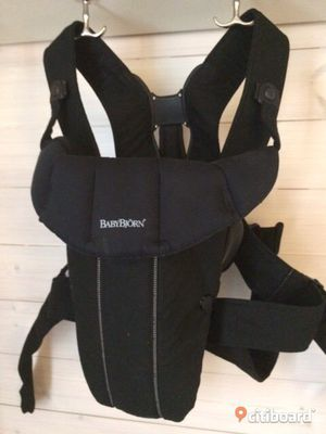 Babybjorn active baby carrier with back support for Sale in Fairfax, VA