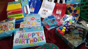 Birthday Party Supplies. And Goody Bags/Party Favors for Sale in Columbus, OH