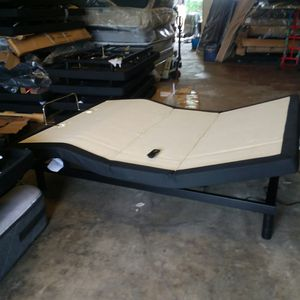 New Queen ADJUSTABLE BED NO MATTRESS for Sale in Orlando, FL