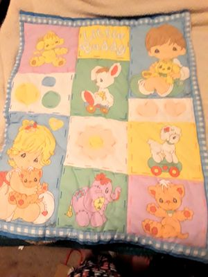 Precious moments quilt for Sale in Magna, UT