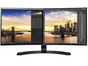 LG UltraWide Curve Monitor for Sale in Tampa, FL