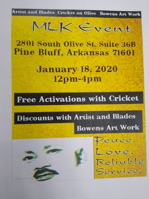 MLK Event for Sale in Pine Bluff, AR