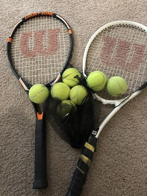 Tennis rackets for Sale in Randallstown, MD