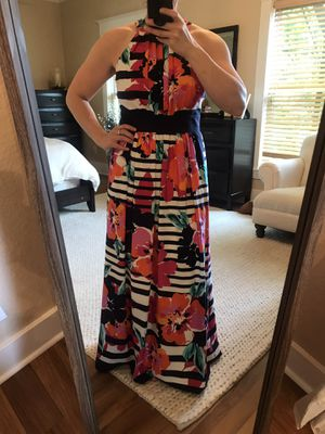Eliza J Floral Halter Dress size 10 for Sale in Portland, OR