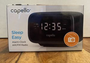 Camello Sleep Easy Alarm Clock for Sale in Simi Valley, CA