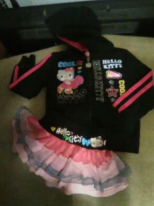 """""""Hello Kitty"""" Outfit (size 3T) for Sale in Bakersfield, CA"""