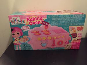 Brand New Lalaloopsy Baking Oven for Sale in Farmville, VA