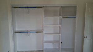Closet shelves for Sale in Hesperia, CA