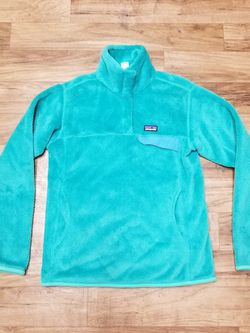 Patagonia Women's T-Snap Fleece pullover /Sz M for Sale in College Park,  GA
