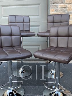 Brand New! $60 Each 4 Brown Bar Stools for Sale in Belle Isle,  FL