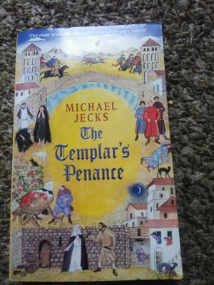 Michael jecks the Templars penance for Sale in Newnan, GA