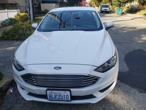 Ford Fusion Hybrid Luxury SE for Sale in Tacoma, WA