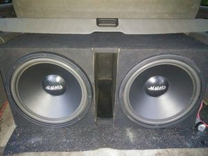Mmats Pro Audio 15s for Sale in Griffin, GA