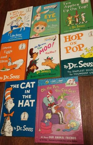 Lot of Dr Suess Books for Sale in Hixson, TN
