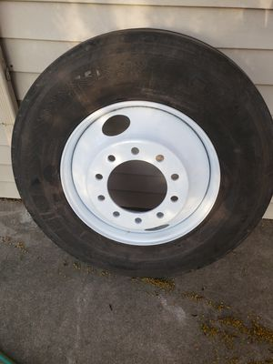Semi truck steering wheel and tire general for Sale in Chicago, IL
