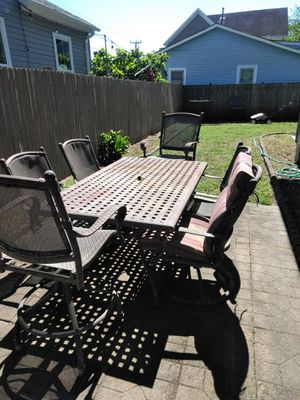 Full set of patio furniture for Sale in Norfolk, VA